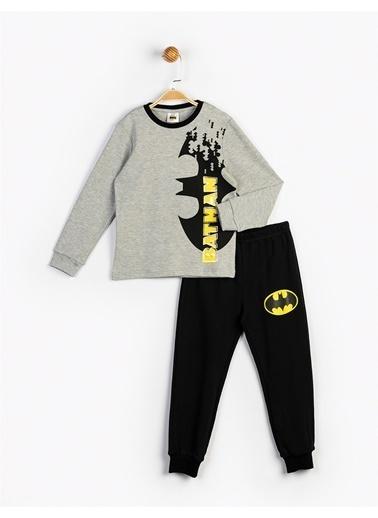 Batman  Çocuk Takım 16629 Gri